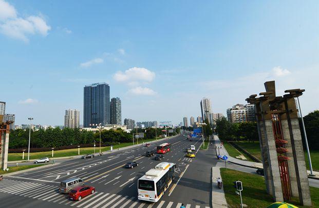 成都北改政策实施4年 改出城市发展新引擎