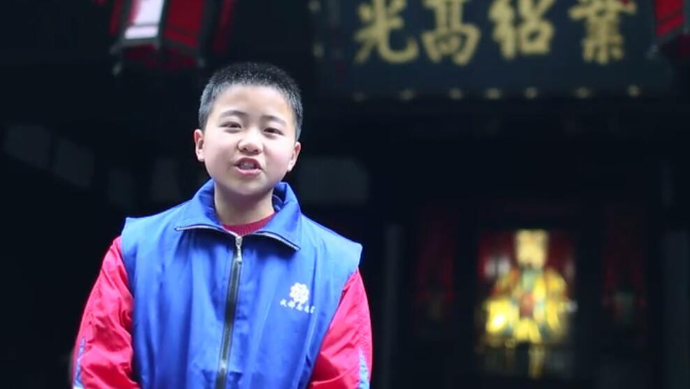 小小讲解员:唐明晟 《贤明的刘备》